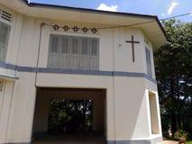 Abandoned Church in Melaka Royalty Free Stock Images