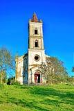 Abandoned Church Stock Image