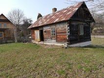 Abandoned Cottage stock image