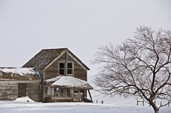 Abandoned Country Farm royalty free stock photo