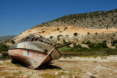 Abandoned Cutter Stock Images