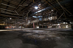 Free Abandoned Department Store Royalty Free Stock Photo - 8980065