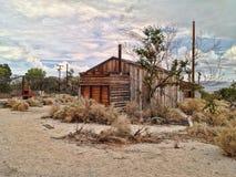 Abandoned Desert House Royalty Free Stock Images
