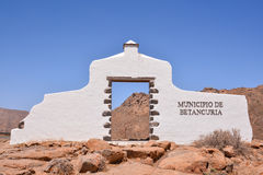 Abandoned Desert House Exterior Royalty Free Stock Image