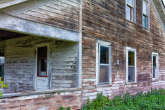 Abandoned and Dilapidated House Stock Image