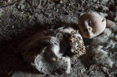 Abandoned Doll Royalty Free Stock Photos