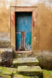 Abandoned Door Royalty Free Stock Photos
