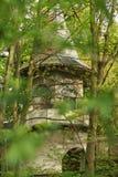 Abandoned enclosure Royalty Free Stock Images