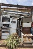 Abandoned equipment domestic Stock Photography