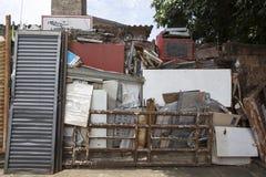 Abandoned equipment domestic Stock Image