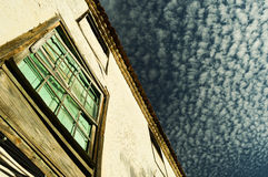 Abandoned förlägger Royaltyfri Fotografi