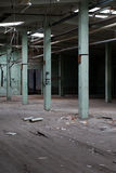 Abandoned factory stock images