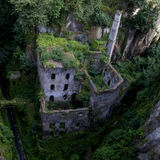 Abandoned Factory (Italy) Royalty Free Stock Photo