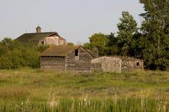 Abandoned Farm Buildings stock photos