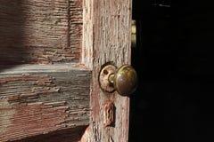 Abandoned Farm Door Stock Photos