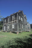 Abandoned farm house Stock Images