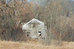 An Abandoned Farm House Royalty Free Stock Images