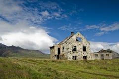 Abandoned farm in Iceland. Abandoned farm in Snaefells Peninsula, Iceland Stock Image