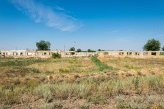 Abandoned farm Royalty Free Stock Photo