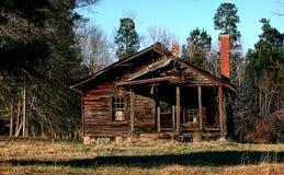 Abandoned Farmhouse Royalty Free Stock Photos