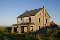Abandoned Farmhouse Stock Images