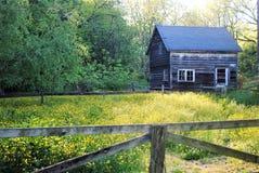 Abandoned farmhouse Stock Images
