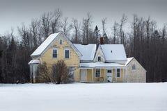 Abandoned Farmhouse Royalty Free Stock Image