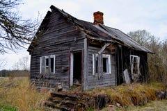 abandoned farmhouse Stock Photos