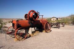 Abandoned Farming Machinery Stock Photos