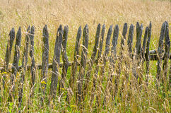 Abandoned fence Stock Photos