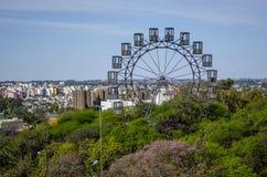 Free Abandoned Ferris Wheel Royalty Free Stock Image - 45266156