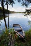 Abandoned fishing boat Royalty Free Stock Photos