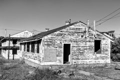 Abandoned Fort Ord Army Post Stock Photography