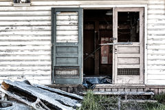 Abandoned Fort Ord Army Post Royalty Free Stock Image