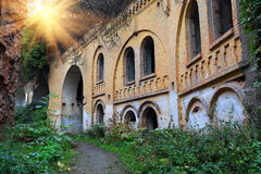 Abandoned fort Stock Photos