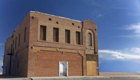Abandoned Freemason Temple Royalty Free Stock Photography