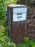 Abandoned gas pump Royalty Free Stock Images