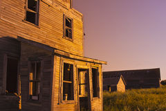 Abandoned General Store Royalty Free Stock Photos