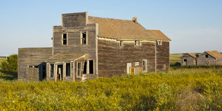 Abandoned General Store Royalty Free Stock Photo