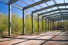 Abandoned geometry Stock Photo