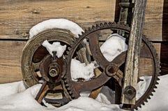 Abandoned Gold Mine Royalty Free Stock Images