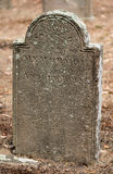 Abandoned graves, Isle of the Dead, Tasmania Royalty Free Stock Image