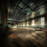 Abandoned Gym royalty free stock photo