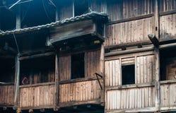 Abandoned Hakka Tulou Stock Images