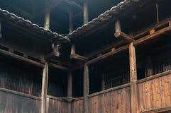 Abandoned Hakka Tulou Royalty Free Stock Image