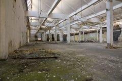 Abandoned hall Royalty Free Stock Photo