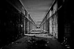 Free Abandoned Hallway Stock Photos - 17286923