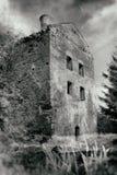 Abandoned Haunted House Royalty Free Stock Photography