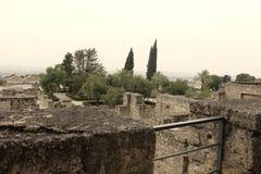 Abandoned historical village Royalty Free Stock Image