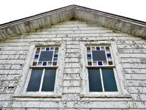 Abandoned home Stock Photography